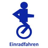 Einradfahren